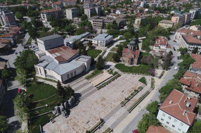 Градът през XXI век - АМ Велики Преслав