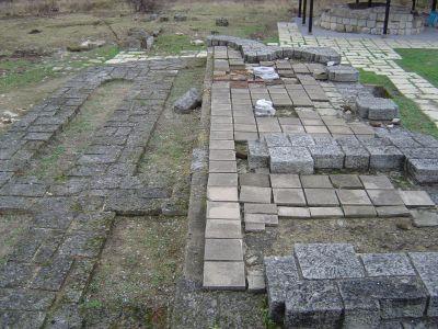 Кръстокуполна черква - АМ Велики Преслав