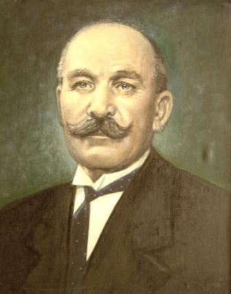 Портрет Йордан Господинов