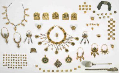 40 г. от откриването на Преславското златно съкровище 1