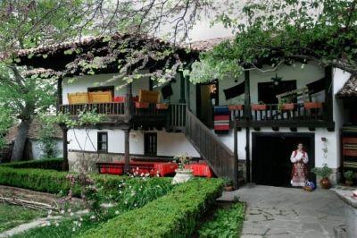 """Етнографска """"Карталова"""" къща 1"""