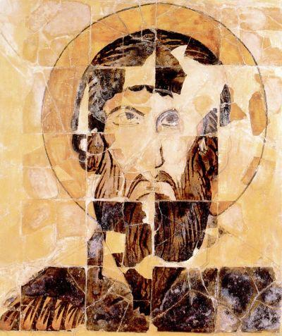 Икона Св. Теодор - АМ Велики Преслав
